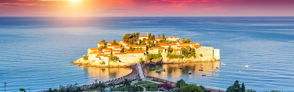 Embassy of Montenegro Dinner Reception with the Ambassador of Montenegro: Discover the Beauty of the Adriatic on Friday, November 4, 2016 at 7:00 PM