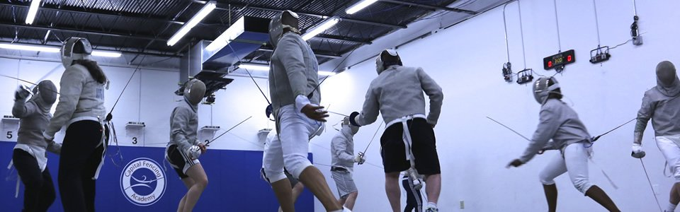 Fencing Lessons: Introduction to the Olympic sport of Sabre Fencing on Sunday, February 4, 2018 at 11:00 AM