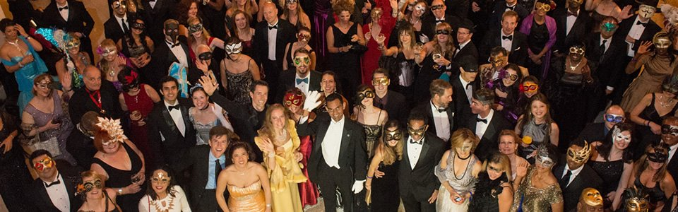 Austrian Embassy Viennese Masquerade Ball and ICDC Anniversary Gala on Friday, October 6, 2017 at 7:00 PM