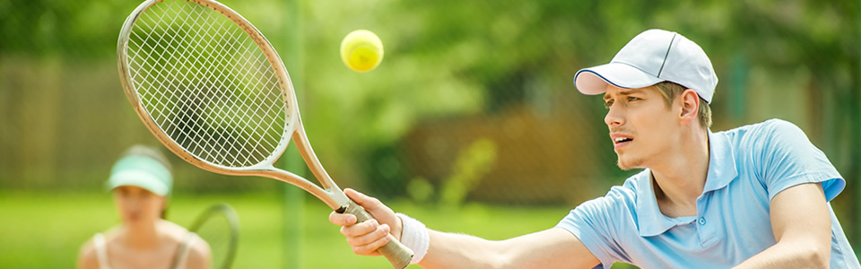 Tennis Lessons with Practice Time: All Skill Levels Welcome on Sunday, June 26, 2016 at 10:00 AM